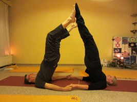 Partneryoga 4